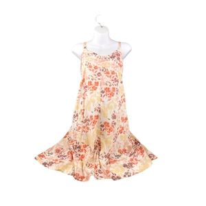 XL MOTHERHOOD Maternity Floral Summer Dress EUC